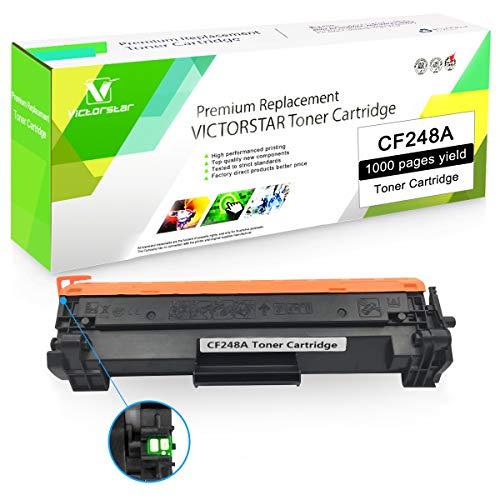 VICTORSTAR Compatible Toner Cartridge Replacement for HP CF248A  ( Black , 1 pk )