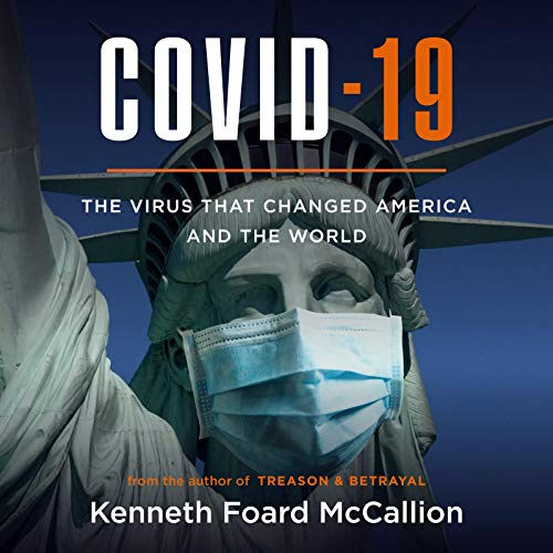 COVID-19 Audiobook By Kenneth Foard McCallion cover art