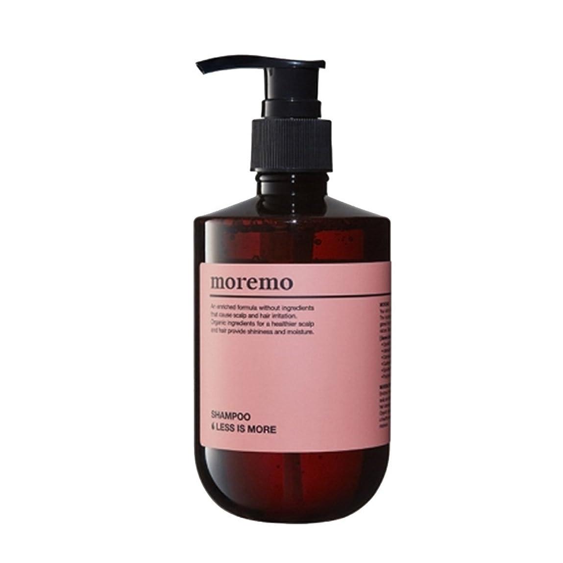 流行している選出する統治する【モレノ/ moremo]Hair SHAMPOO : LESS IS MORE (ソンサンモ、行く毛髪タイプ)/明後日某 シャンプー レススモア 300ml(海外直送品)