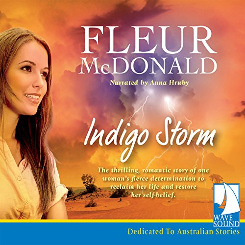 Indigo Storm audiobook cover art
