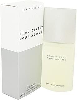 Issey Miyake L'eau D'issey Pour Homme Eau De Toilette Spray For Men 2.5 OZ/75 ml