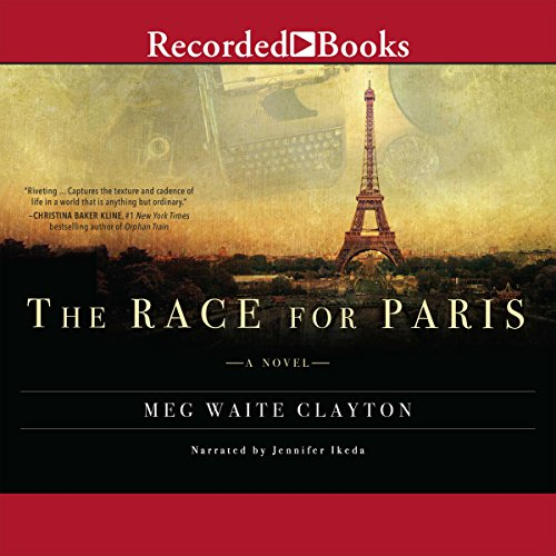 The Race for Paris audiobook cover art