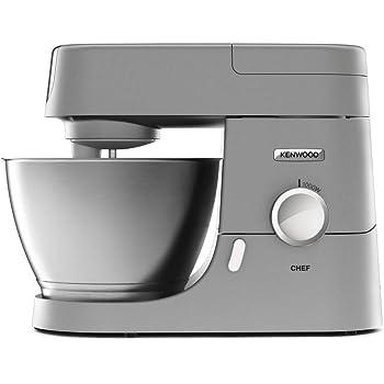 Kenwood kvc3100s Robot pastelero plata 4,6 l, 1000 W: Amazon.es: Hogar