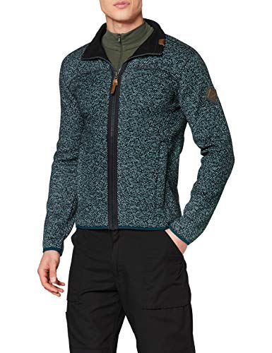 Schöffel Fleece Jacket Anchorage2, warme und leichte Fleecejacke, atmungsaktive Outdoorjacke für Männer Herren