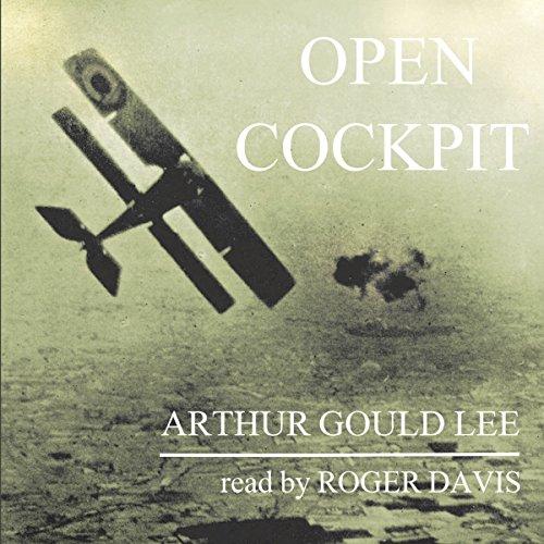 Open Cockpit audiobook cover art