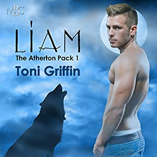 Liam audiobook cover art