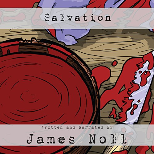Salvation audiobook cover art