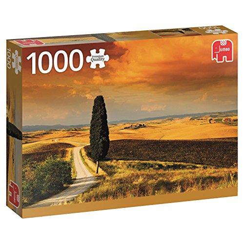 Jumbo 618362 - Puzzle Tramonto Toscano