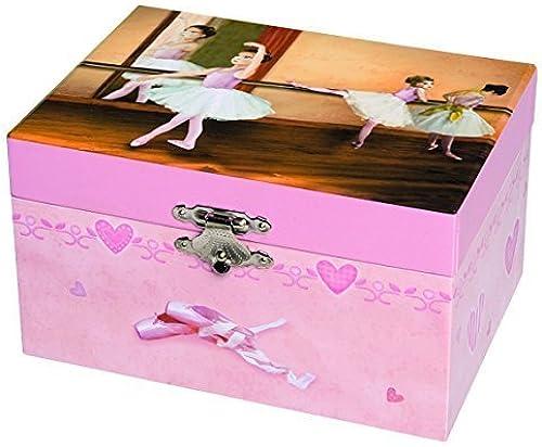 caliente Trousselier Ballerina Ballerina Ballerina Musical Jewellery Box by Trousselier  solo cómpralo