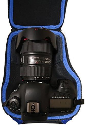 Alltravel DSLR Camera case Compatible with Canon EOS Rebel T7 T7i T6 T8i SL3 EOS 2000D 4000D product image