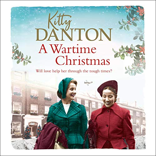 A Wartime Christmas audiobook cover art