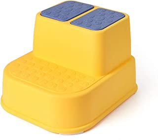 Eazy Kids Eazy Kids - Step Stool - Yellow, Pack of 1