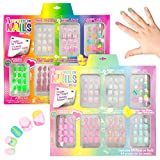 Expressions Girls 7 Day Press On Nails Set, Sunday to Monday...