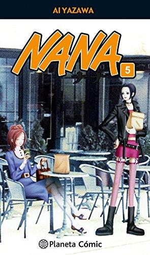 Nana nº 05/21 (Nueva edición) (Manga Josei)