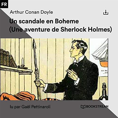 Un scandale en Boheme cover art