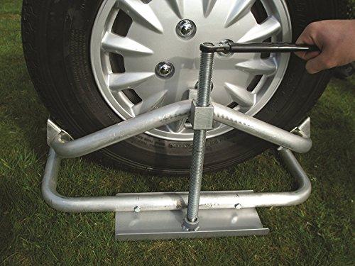Milenco, Aluminium-Nivellierer für Wohnmobil, Caravan, Wohnwagen, 2776