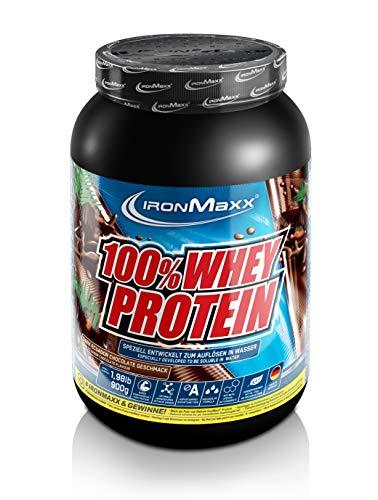 ironmaxx 100 whey protein