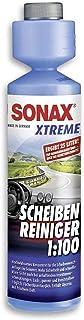SONAX XTREME ruitenreiniger 1:100 (250 ml) zorgt binnen enkele seconden voor helder zicht | art.nr. 02711410