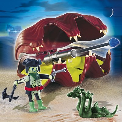 PLAYMOBIL® 4802 - Kanonenmuschel