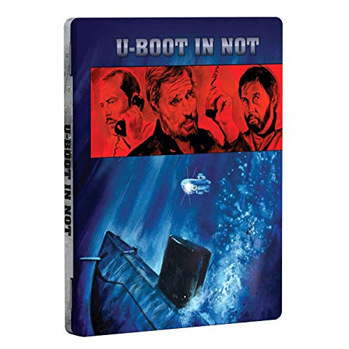 U-Boot in Not (Limited Steelbook Klassiker Edition) [Blu-ray]