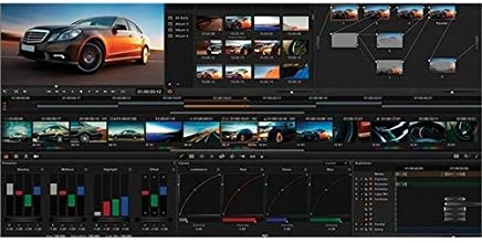 Blackmagic Davinci Resolve14 Studio ( DV / resstud )ライセンスキーアイテム