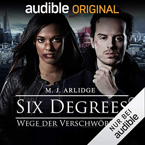 Six Degrees - Wege der Verschwörung cover art