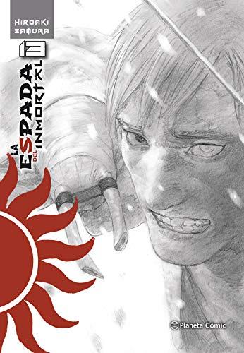 La espada del Inmortal Kanzenban nº 13/15 (Manga Seinen)