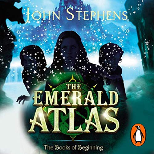 The Emerald Atlas cover art
