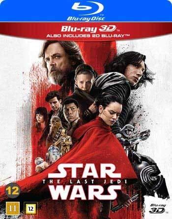 Star Wars - The Last Jedi (Blu-ray 3D + Blu-ray)