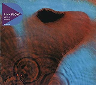 PINK FLOYD Meddle CD / Live At Pompeii The Director's Cut 2003 DVD (Remastered) Digipack [CD Audio]