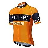 Ropa Ciclismo Verano Hombre Equipacion Camisa Ciclismo Hombre Maillot Ciclismo para Ropa Ciclista...