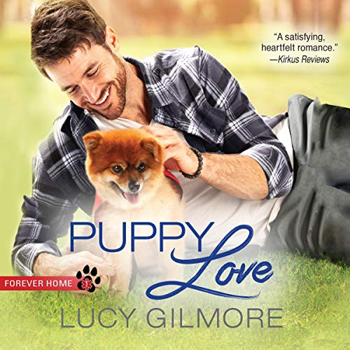 Puppy Love audiobook cover art