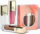 Effie Lancelot 3 Colores Sombra de Ojos líquida- Impermeable, Brillante, Resistente al agua, Maquillaje de pigmentos maquillaje set, Día de la madre