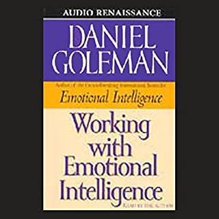 Working with Emotional Intelligence cover art