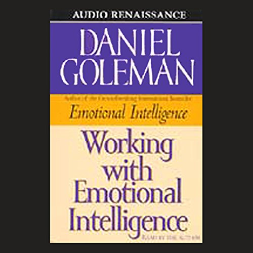 Working with Emotional Intelligence Titelbild