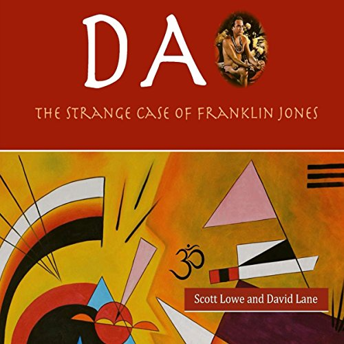 DA: The Strange Case of Franklin Jones audiobook cover art