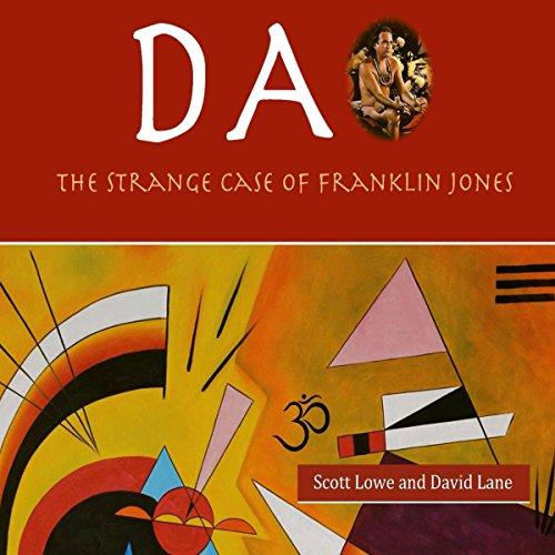 DA: The Strange Case of Franklin Jones  By  cover art