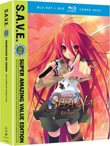 Shakugan No Shana - Season 1 S.A.V.E. (Blu-ray/DVD Combo)