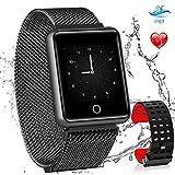 AGPTEK Bluetooth Smartwatch Fitness Uhr