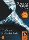 Cinquante nuances de Grey - Livre audio 2 CD MP3 - 604 Mo + 521 Mo de E. L. James (2012)