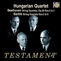 Beethoven/Bartok: String Quartets (2011-02-08)