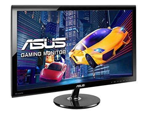 ASUS VS278Q 27'' FHD (1920 x 1080) Gaming Monitor, 1 ms, DP, HDMI, DVI-D (via HDMI-to-DVI cable), D-Sub