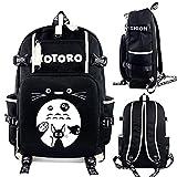 My Vecino Totoro Cosplay Student School School Bag Backpack Adolescente Laptop Viajes Mochila...