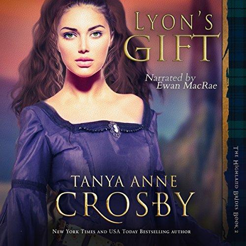 Lyon's Gift audiobook cover art