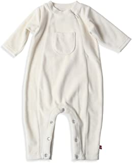 Baby Velour Coverall