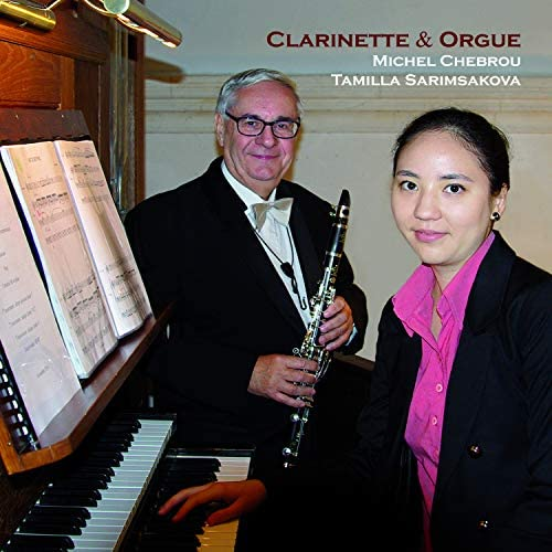 Michel Chebrou & Tamilla Sarimsakova