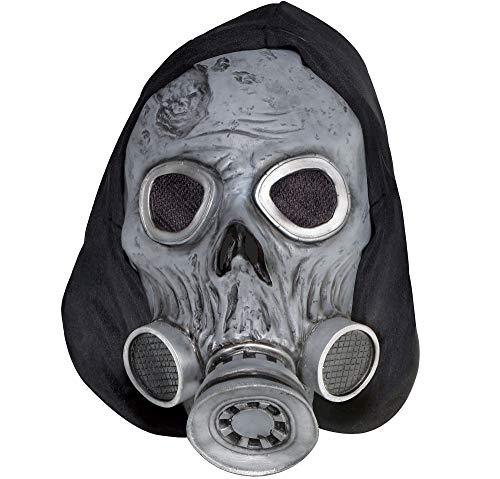 Multicolore Boland-BOL54526 Maschera a Gas Steampunk per Adulto BOL54526