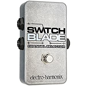 Electro Harmonix 665152-Effekt Elektrische Gitarre mit Synthesizer Filter Nano Switchblade