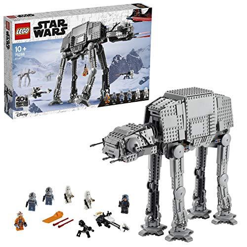 LEGO75288StarWarsJuguetedeConstruccióndeCaminanteAT - ATconMini Figuras