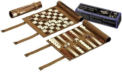 Venta al por mayor barato y de alta calidad. Philos - 2801.0 - - - Set de Voyage - Echecs - Backgammon - Dames by Philos  varios tamaños
